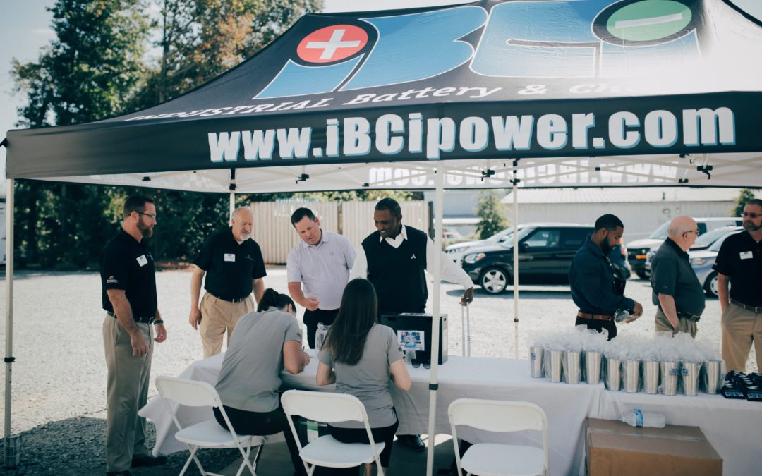 IBCI Customer Appreciation Events